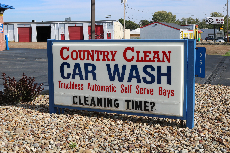 Hartville Self Serve Country Clean Car Wash